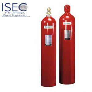Sistema de Extinción a Base de Inergen (ISEC)
