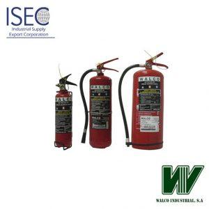 Extintores Walco (ISEC)